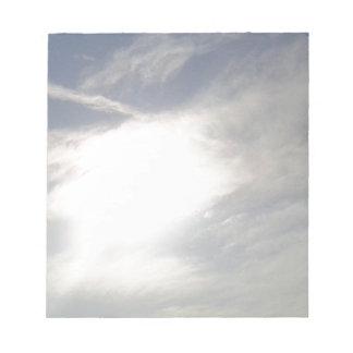 Sun Glow Notepad