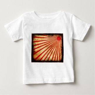 Sun. grunge t-shirt pour bébé
