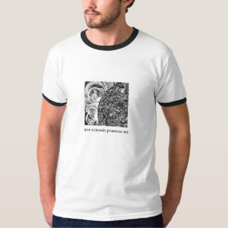 Sun Illustration with Quote Tee Shirt