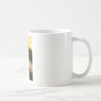 Sun in California Coffee Mug