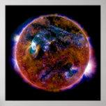 Sun in Magnetic Spectrum