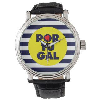 Sun in Portugal Wrist Watches
