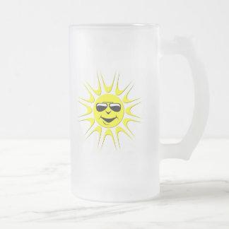 Sun in Shades Mug