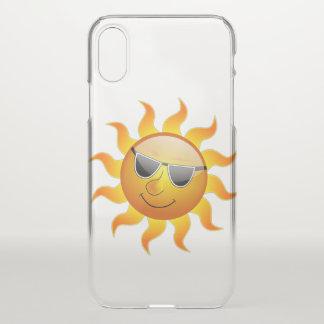 SUN iPhone X CASE