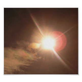 Sun Kiss (shade) Print