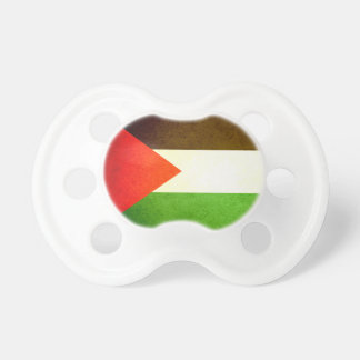 Sun kissed Palestine Flag Pacifier