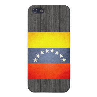 Sun kissed Venezuela Flag iPhone 5 Cases