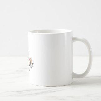 Sun kisses coffee mug