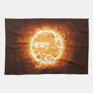 Sun Kitchen Towels