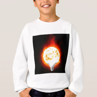 Sun Lightbulb Sweatshirt