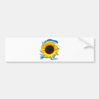 Sun-lights Grace Bumper Sticker