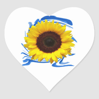 Sun-lights Grace Heart Sticker