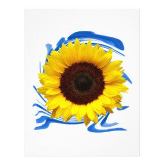Sun-lights Grace Letterhead