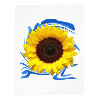 Sun-lights Grace Personalized Letterhead