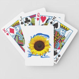 Sun-lights Grace Poker Deck