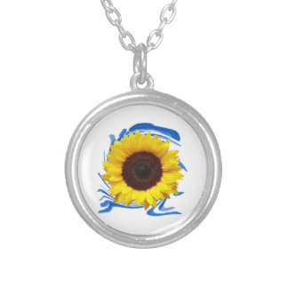 Sun-lights Grace Silver Plated Necklace