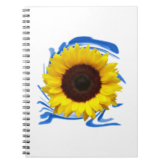 Sun-lights Grace Spiral Notebooks