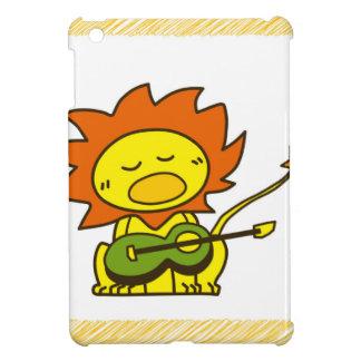 Sun lion iPad mini cover