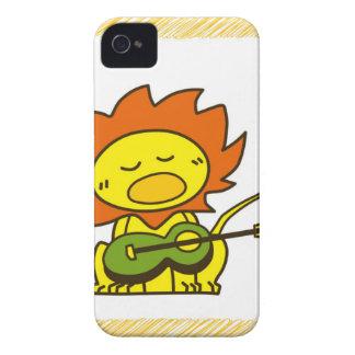 Sun lion iPhone 4 Case-Mate cases
