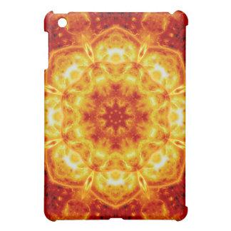 Sun Lotus Mandala Case For The iPad Mini