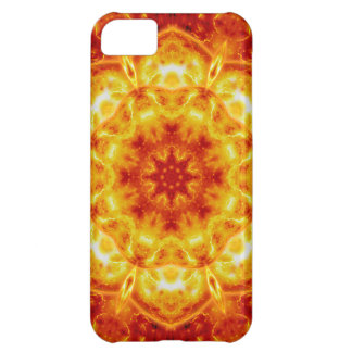 Sun Lotus Mandala iPhone 5C Covers