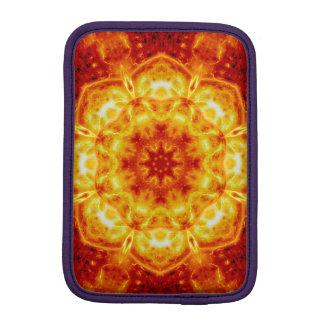 Sun Lotus Mandala Sleeve For iPad Mini
