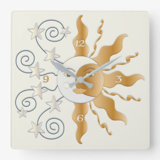 Sun And Moon Clocks High Quality Sun And Moon Wall Clocks Of High