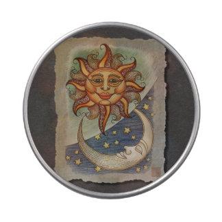 Sun Moon & Stars
