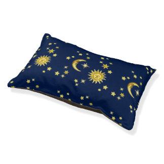 Sun, Moon & Stars Pet Bed
