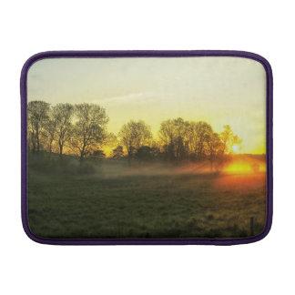 Sun morning joint MacBook sleeve
