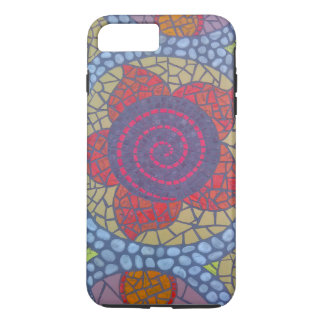 """Sun Mosaic"" iPhone 8 Plus/7 Plus Case"