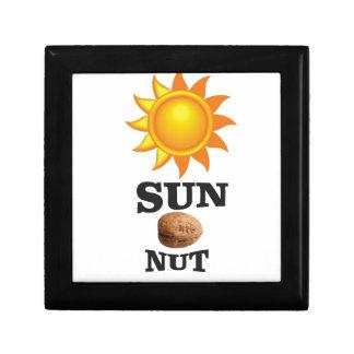 sun nut yeah gift box