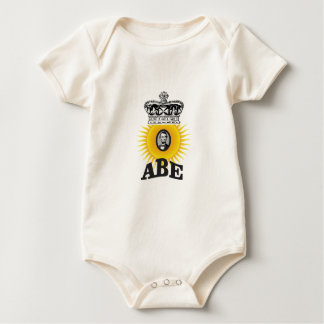 sun of abe art nice baby bodysuit