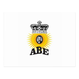 sun of abe art nice postcard