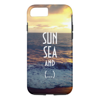 Sun of Maceió iPhone 8/7 Case
