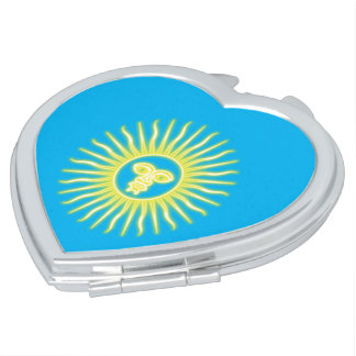 Sun of May Mirrors For Makeup