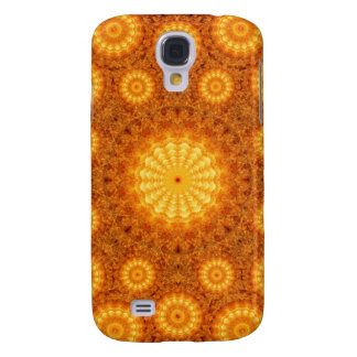 Sun Orbs Mandala