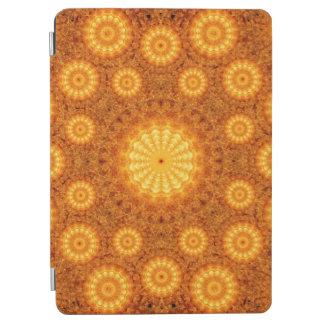 Sun Orbs Mandala iPad Air Cover