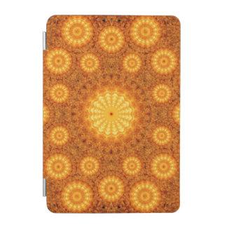 Sun Orbs Mandala iPad Mini Cover