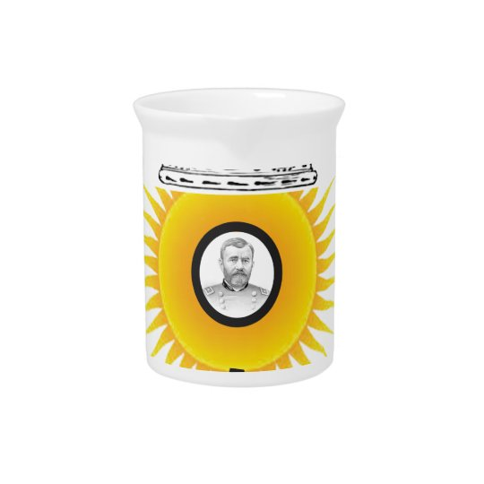 sun oval king grant beverage pitchers