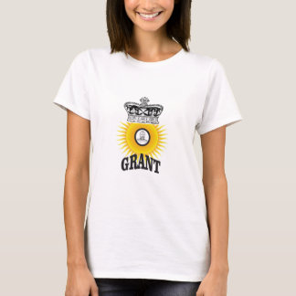 sun oval king grant T-Shirt