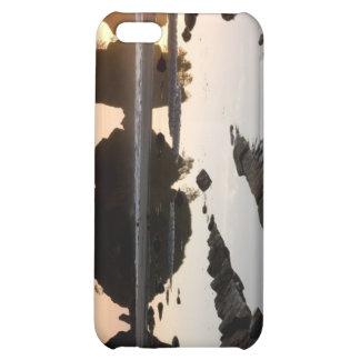 Sun Over Small Hillocks iPhone 5C Cases