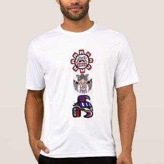 Sun  owl orca T-Shirt