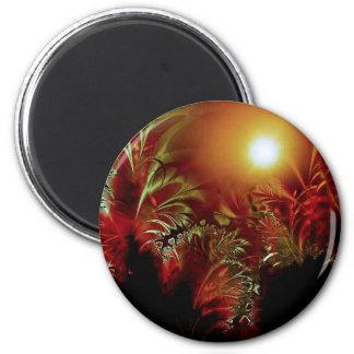 Sun Peace Fridge Magnets