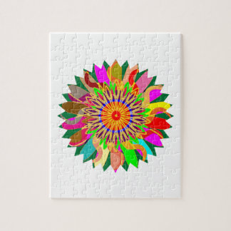 SUN Planet CHAKRA Art:  Source of Life on Earth Puzzle