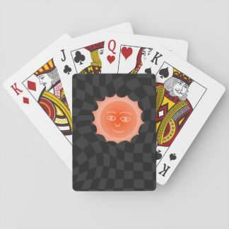 Sun Playing Cards