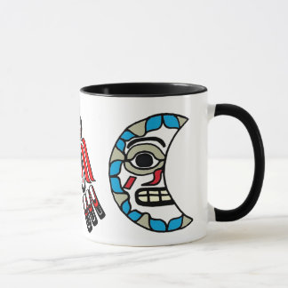 Sun Raven Moon Mug