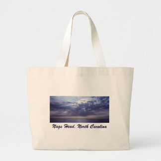 sun rays canvas tote