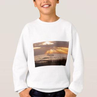 Sun Rays Florida Sunset Sweatshirt