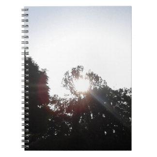 Sun Rays Notebooks